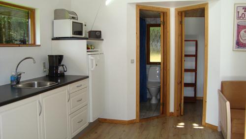 Den Digitale Servicepartner, Iruplund Camping, hytteudlejning, bed & breakfast Hytte, hytteferie ...